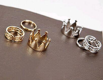 Купить 2015 новинка кристалл горного хрусталя корона кольцо для женщин милый элегантной роскоши CZ алмаз ну вечеринку обручальное ну вечеринку кольцо оптовая продажаи другие товары категории Кольцав магазине Baylin jessie's storeнаAliExpress. горный хрусталь кольцо в носу и горный хрусталь ожерелье