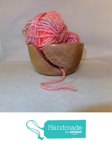Yarn bowl https://www.amazon.co.uk/dp/B01MT6Q4VD/ref=hnd_sw_r_pi_awdo_ZnsCybC489ZEY #handmadeatamazon
