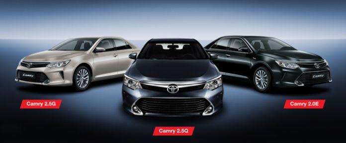 """Toyota Việt Nam triển khai """"Chương trình khuyến mãi tháng 6"""""""