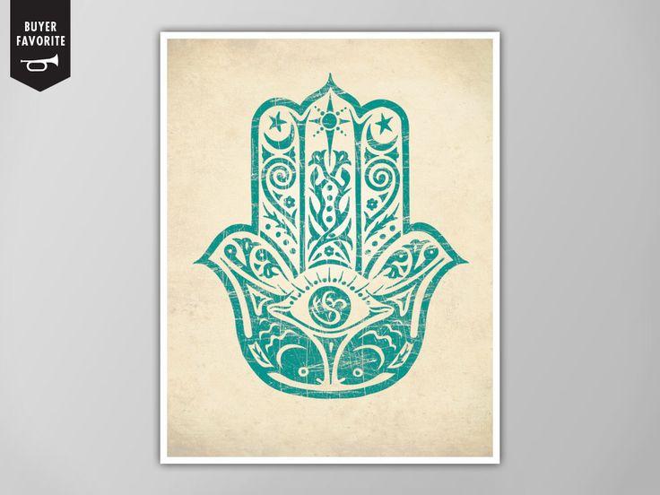 Hamsa Wall Art best 20+ hamsa art ideas on pinterest | hamsa, yogi tattoo and