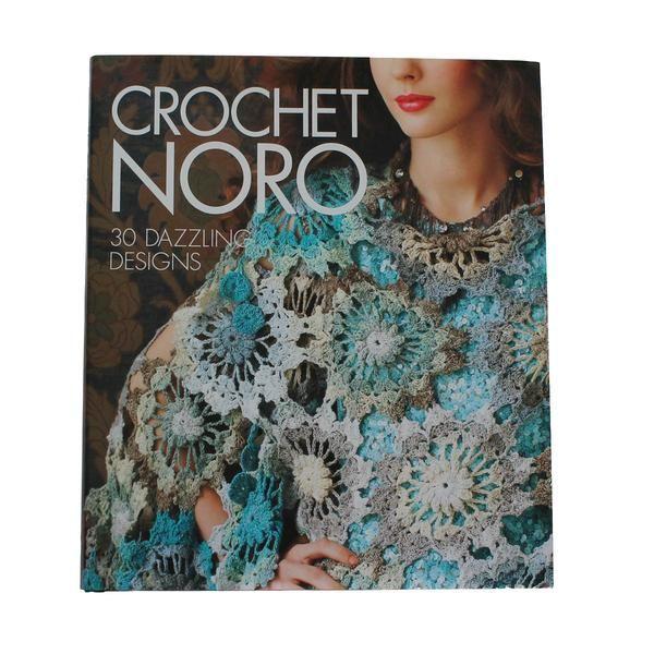 CROCHET NORO - 30 Dazzling Designs (Hardcover) – TUPPY'S AUSSIE FABRICS