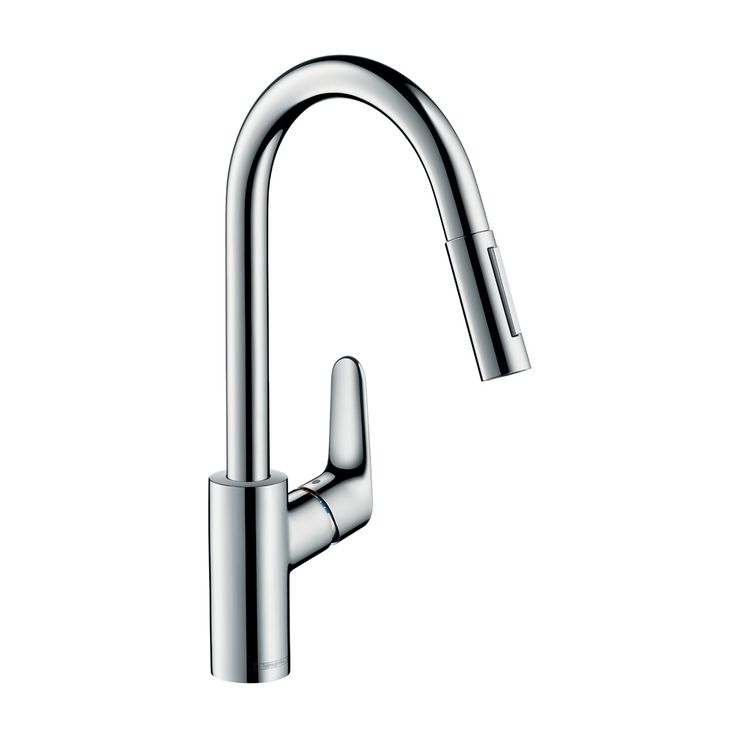 Hansgrohe Focus Kitchen Sink Mixer with Pull-Out Spray - Rogerseller