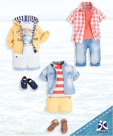 Niño / Talla: 3-24 meses #moda #outfit #ropa #bebé