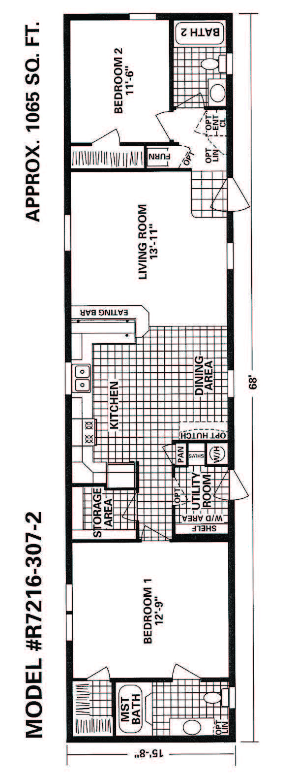 e679677e3dd24301e0453834bf59f38e single wide main street 219 best home design, single wide images on pinterest single Single Wide Mobile Home Plumbing Diagram at bayanpartner.co