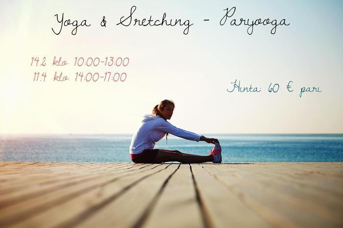 Yoga & Stretching - Parijooga
