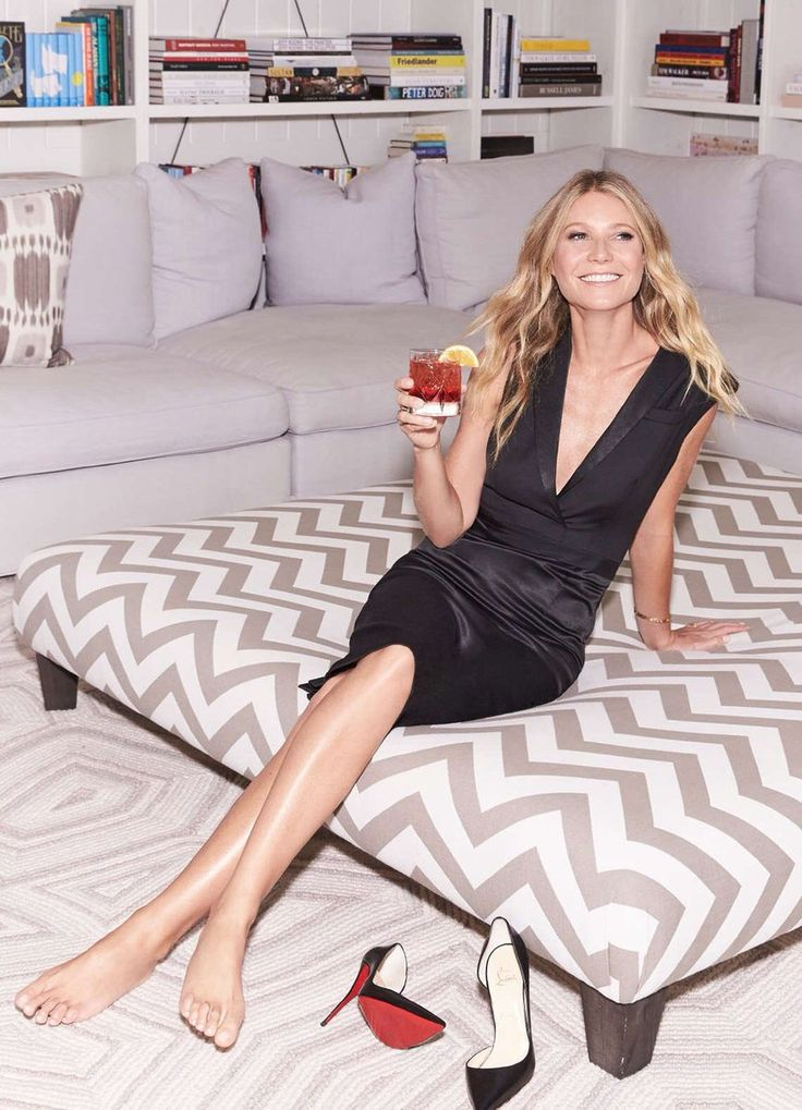 Gwyneth Paltrow's Goop Is Coming to Netflix - elle.com