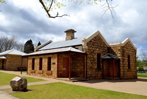 Victoria Beechworth Gold Goldrush History Ned Kelly Gaol Jail