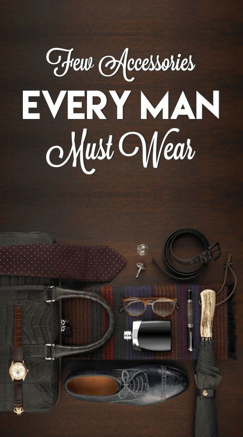 Few Accessories for every modern man⋆ Men's Fashion Blog - #TheUnstitchd