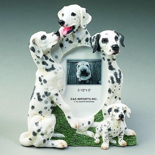 Dalmatian Dog Photo Frame E&S 35257- 99