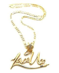 MGK Lace Up Necklace in gold, silver, and gray. I WANT THAT IN HEMATITE (Grey)!!
