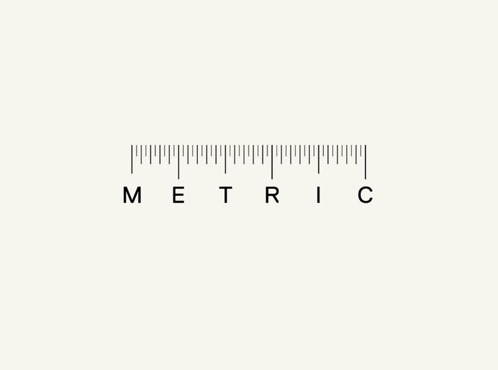 Metric Integra (Identity) by Lo Siento Studio, Barcelona. Perfect identity for an architectural firm. Love it!