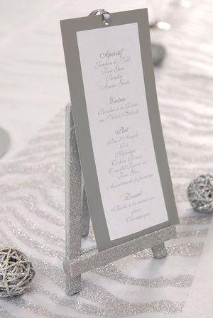 29 best images about support menu mariage on pinterest. Black Bedroom Furniture Sets. Home Design Ideas