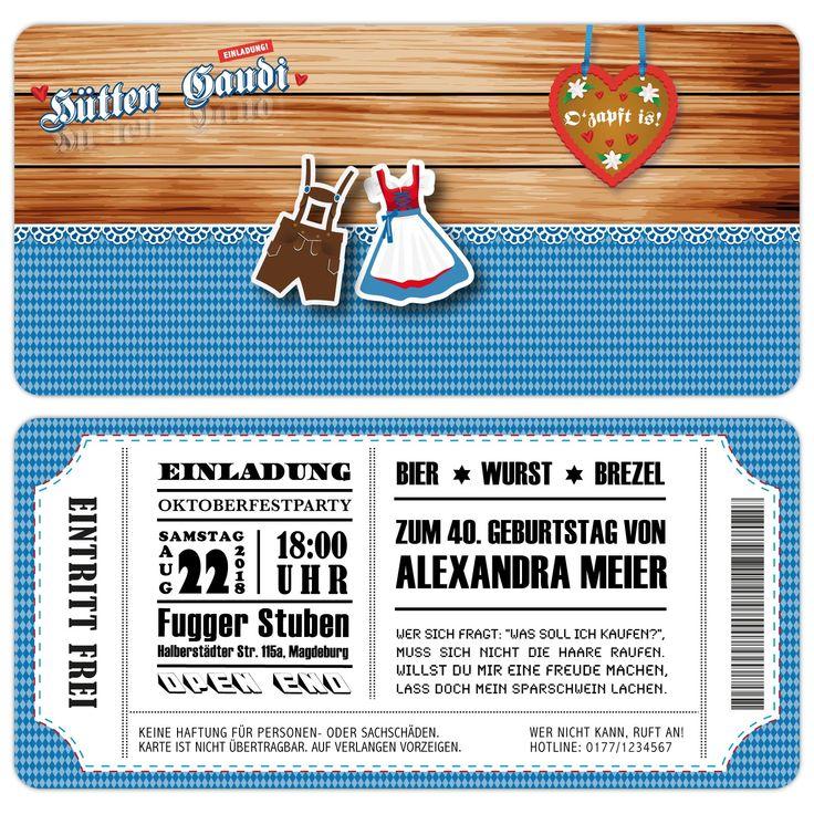 bayerische einladungskarten – askceleste, Einladung