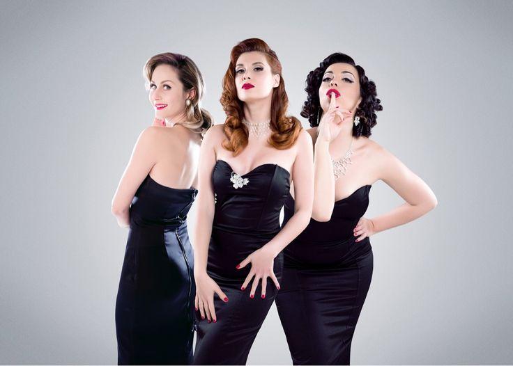 MUSICA, Un trio di donne al femminile per raccontare lo swing