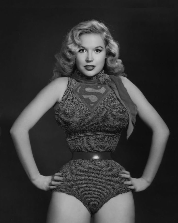 Betty Brosmer was the highest paid supermodel of the - winning more than 50  beauty contests before the age of 20 yrs old, posing for more than 300  magazine ...