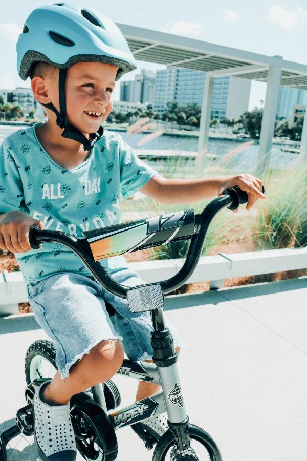 Make It Fun For Years To Come With Huffy Ez Build Bikes At Walmart