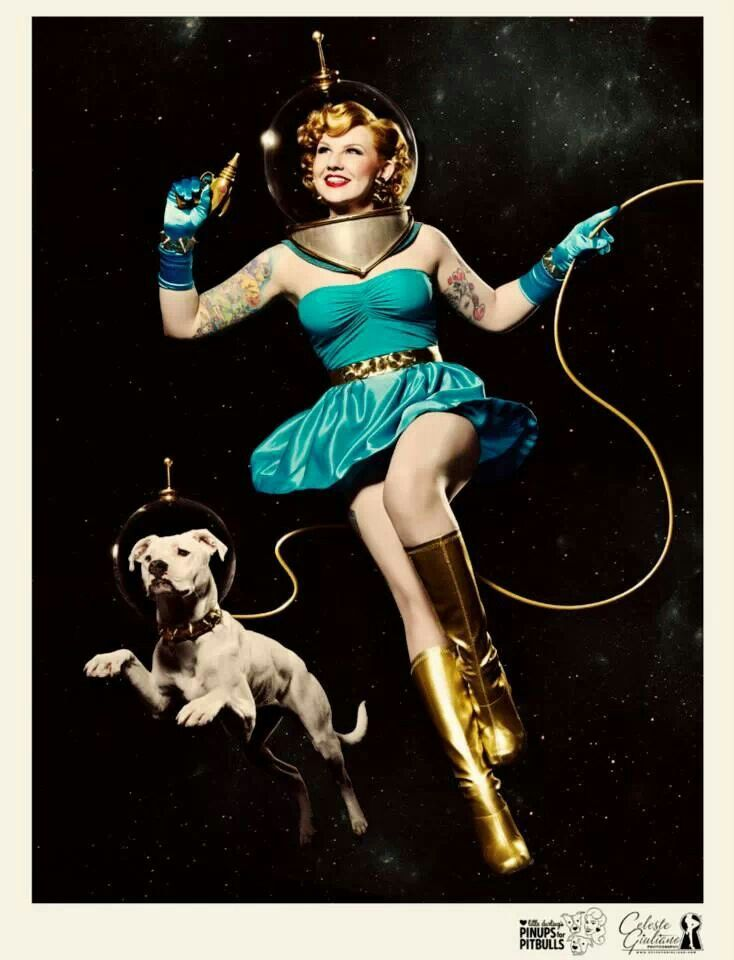 Pinups for pitbulls, Inc.