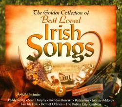 pictures of the best loved irish song cd | Golden Collection of Best Loved Irish Songs CD Album