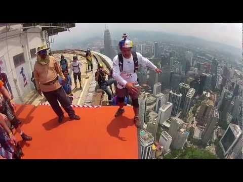 We are not crazy... WE ARE AMAZING! - YouTube.  No Hang Gliding but definitely worth a look, some crazy SHIT !!