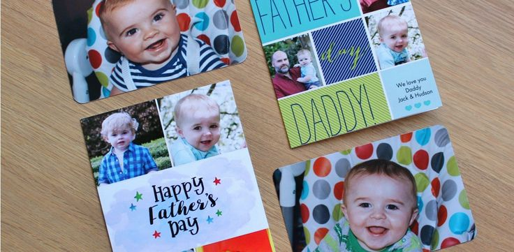Personalised Father's Day Gifts ~ Snapfish