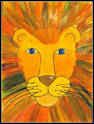 lion craft ideas 25 best ideas about drawing on 2350