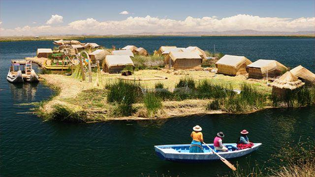 Lake Titicaca, Bolivia/Peru