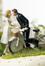 Thinking outside the box, these unique cake toppers are amazing!