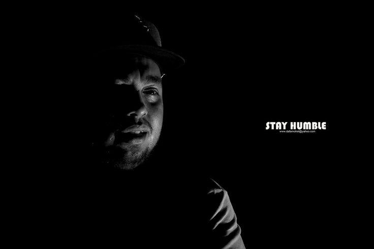 Stay Humble - - @mahdiharun