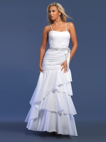 I would love to wear this dress when me and my husband renew our vows!