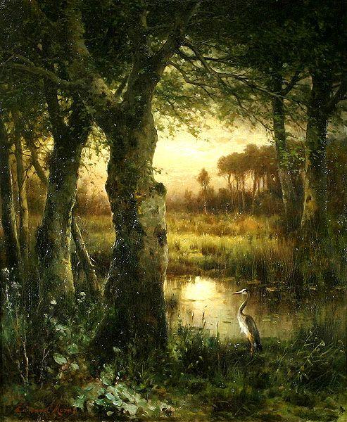 Edward Moran