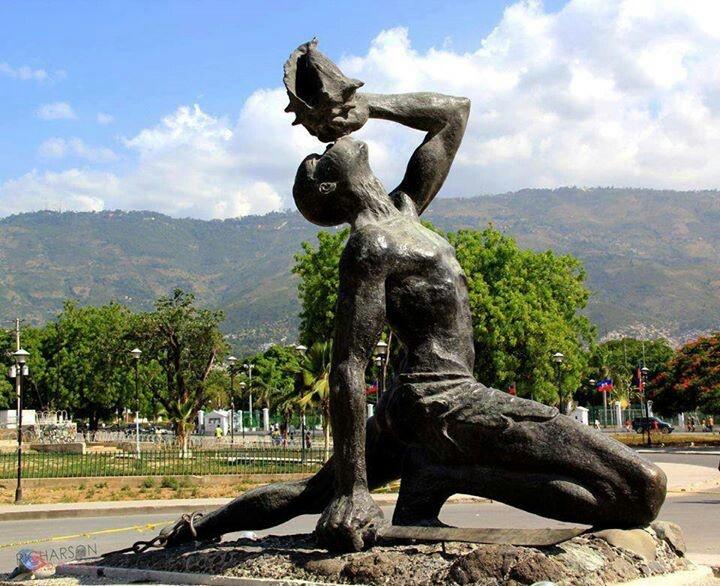 Haitian Revolution Symbol