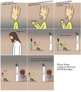 Jesus Cartoon 07