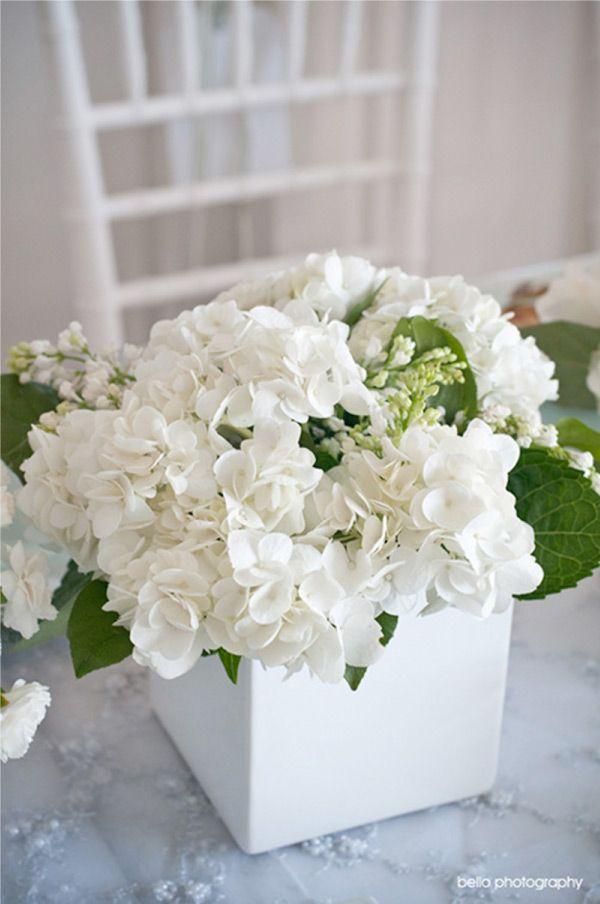 Elegant  Simple floral arrangement