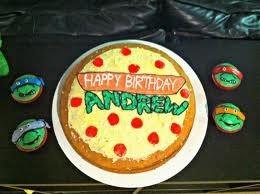 TMNT cake