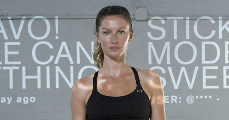 """Under Armour """"Gisele Bündchen - I WILL WHAT I WANT"""" - From Droga5 / New York, @Droga5"""