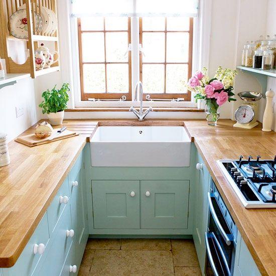 15 små kök med smart planering och gott om förvaring – Sköna hem