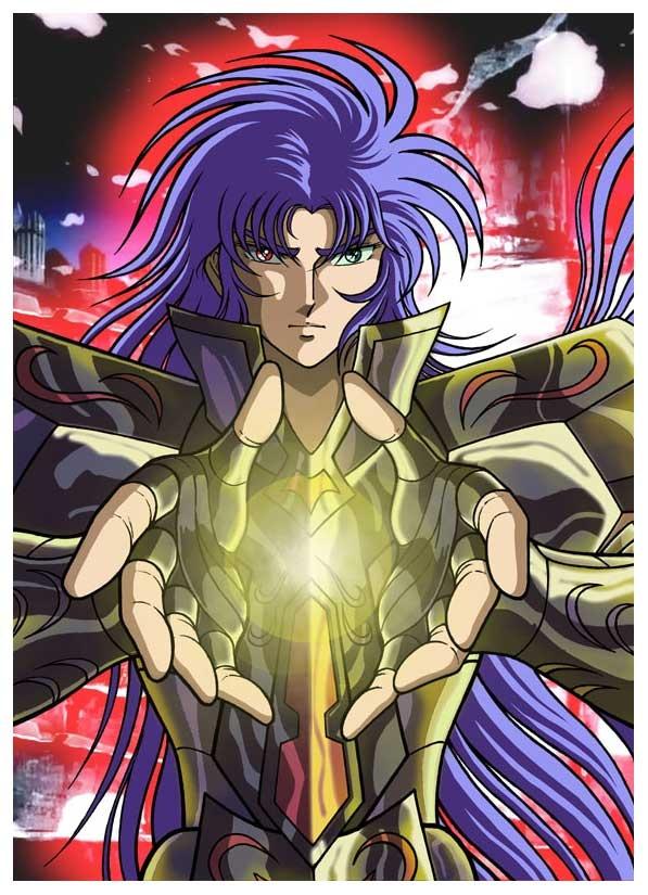 Saint Seiya - Gold Saint Gemini no Saga