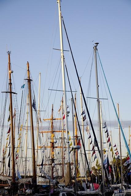 Sailing in Turku Archipelago by Visit Finland, via Flickr