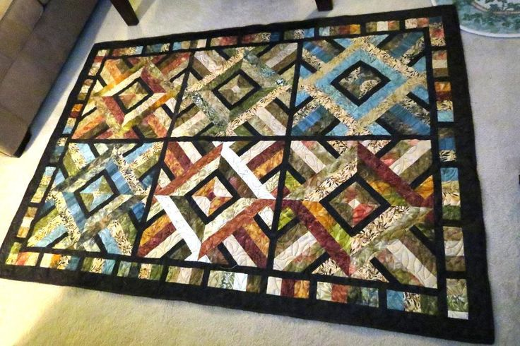 Jelly roll quilt from Missouri Quilt Company | Quilts | Pinterest ... : 3 dudes jelly roll quilt - Adamdwight.com