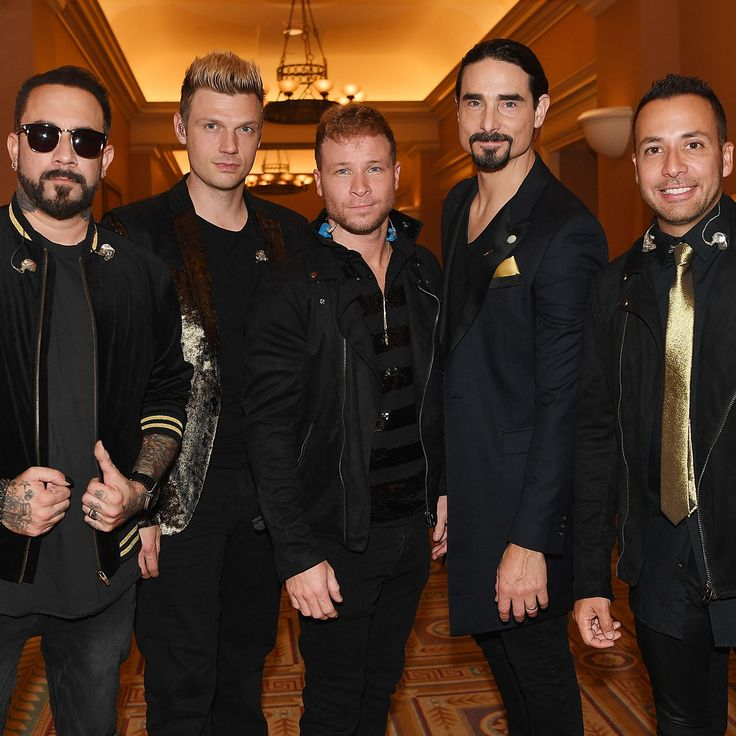 The Backstreet Boys Just Shared the Unexpected Thing They Have in Common With Long-Term Couples | Brit + Co