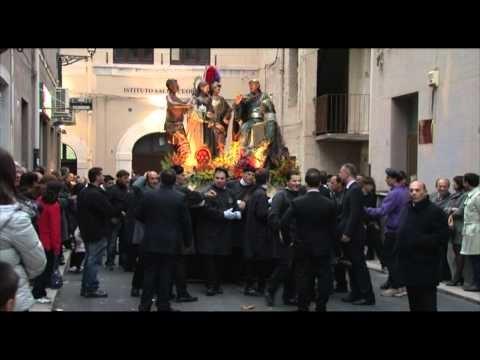 Processione dei misteri di trapani 2011