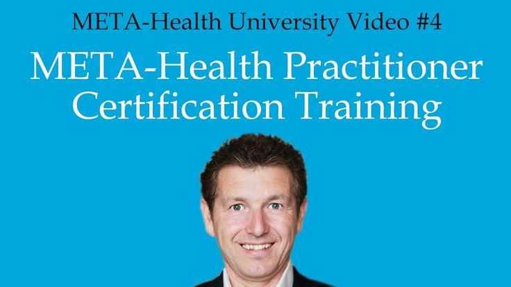 META-Health University #4 - Practitioner Training Overview