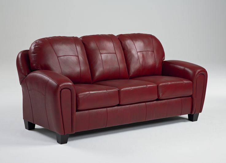 Best Home Furnishings Banner Collection Leather Sofa Leathersofa Living Room FurnitureRooms