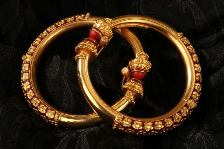 Traditional Bengali (Indian) bangles