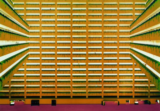 Andreas Gursky. Times Square, New York. 1997