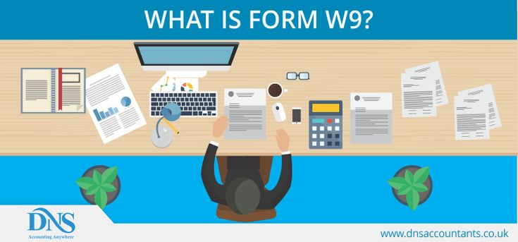 What is #IRS #Form W9? How to use form w9 correctly? What you should know about the form #W9