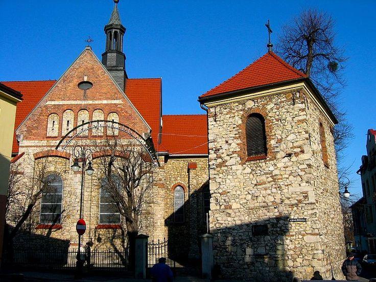 Chrzanów    –  kościół św.Mikołaja