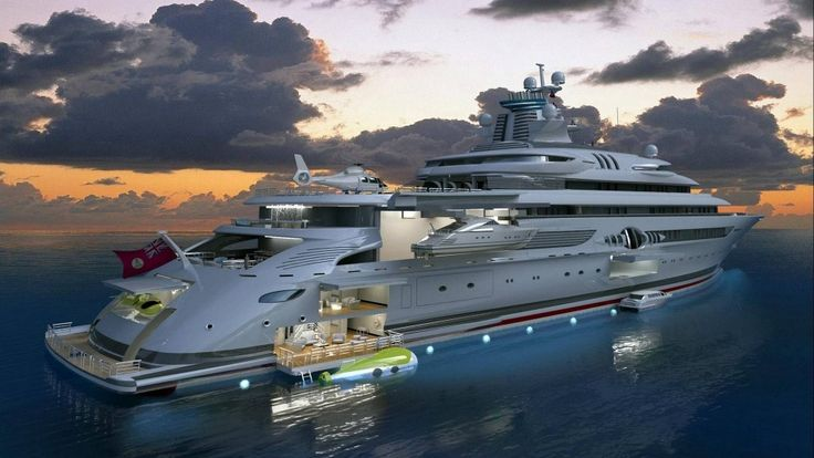 Most Expensive Yacht Ever