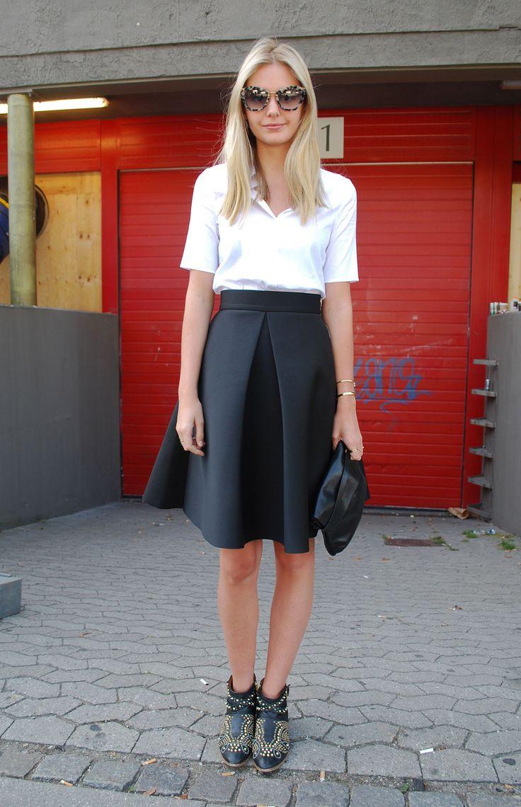 great skirt Jess. #JessicaStein #TuulaVintage