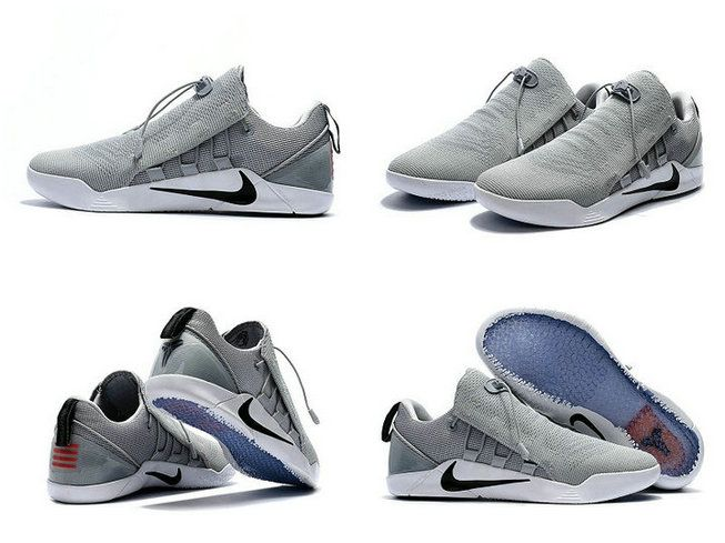 ae7076d0e34 Latest New Arrival 2018 Nike Kobe AD NXT Wolf Grey